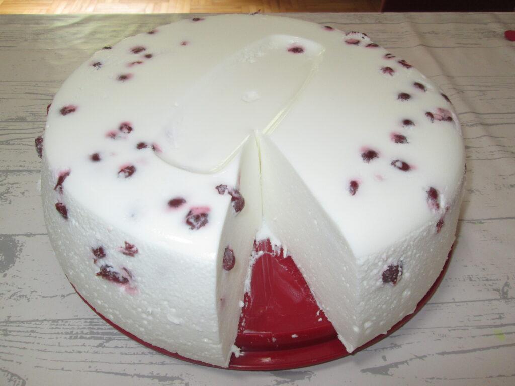 Zele torta