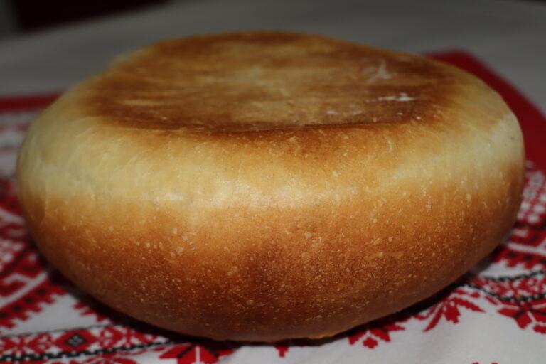 recept za kruh