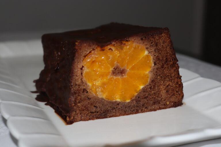 coko kolac sa narančom
